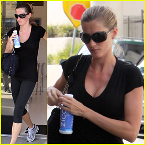 Gisele Bundchen: Zico Coconut Water Woman!