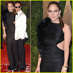Jennifer Lopez & Marc Anthony: Vanity Fair Family