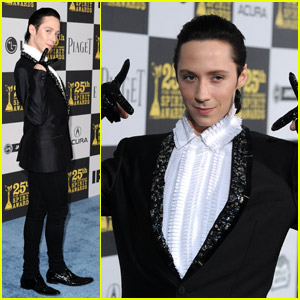 Johnny Weir: Spirit Surprise