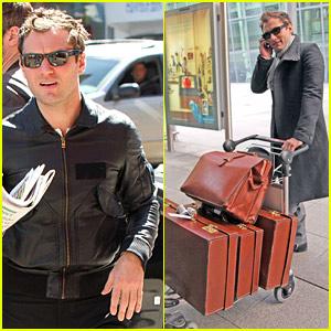 Jude Law & Ben Jackson: Pulino's Pair