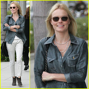 Kate Bosworth is a Rodeo Cowgirl