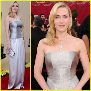 Kate Winslet -- Oscars 2010 Red Carpet