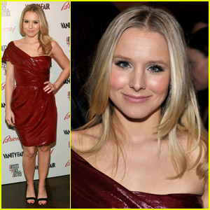 Kristen Bell is Artist for Peace Pretty