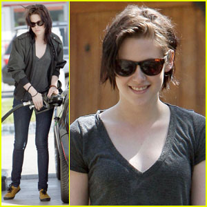 Kristen Stewart: I'm Gonna Pump YOU Up