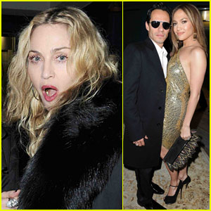 Madonna: Soho House Silly