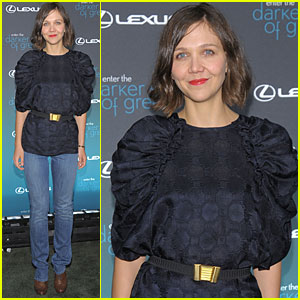 Maggie Gyllenhaal Sees The Darker Side of Green