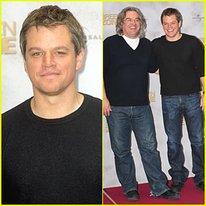 Matt Damon Gets Into the Green Zone