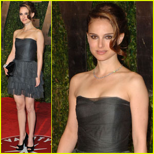 Natalie Portman: Vanity Fair Party Perfection!