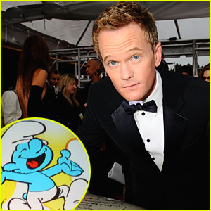 Neil Patrick Harris Lands Lead in 'Smurfs: The Movie'