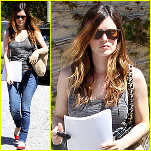 Rachel Bilson: Pregnancy Rumors are Hilarious!