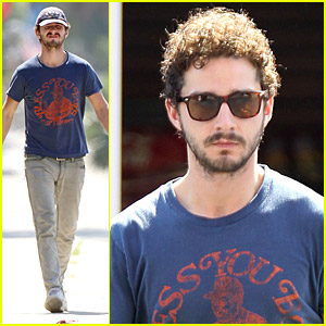 Shia LaBeouf Chooses Convenience