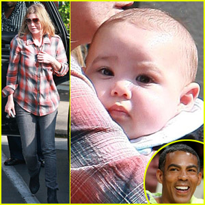Stella Ivery: First Pics of Ellen Pompeo's Daughter!