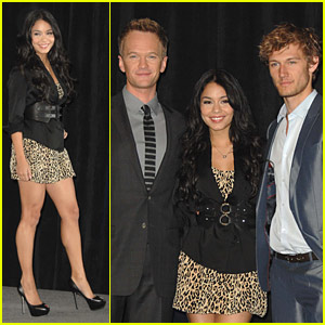 Vanessa Hudgens, Alex Pettyfer and Neil Patrick Harris: Beastly Bunch