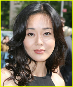 Yunjin Kim Photos, News and Videos | Just Jared Yunjin Kim Husband Jeong Hyeok Park
