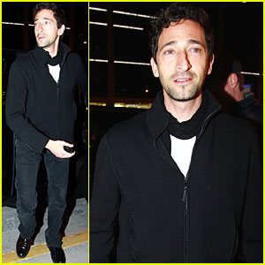 Adrien Brody: Trousdale Trooper