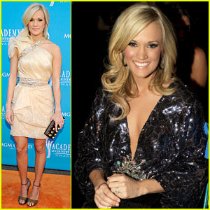 Carrie Underwood - ACM Awards 2010 Performance