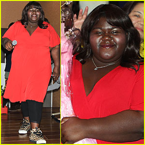 Gabourey Sidibe: The Rumors Are True!