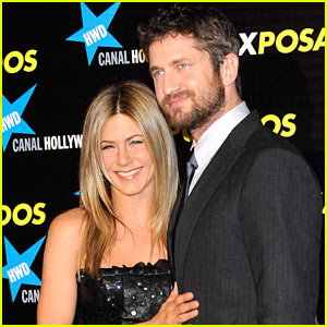 Gerard Butler Talks Jennifer Aniston Butt Grab