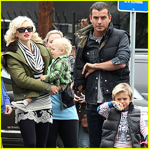 Gwen Stefani & Family: Let's Do Lunch!