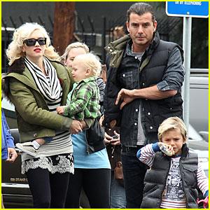 Gwen Stefani & Family: Let's Do Lunch!