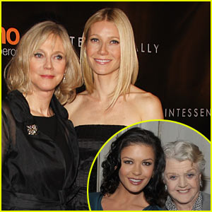 Gwyneth Paltrow: Broadway Bound with Blythe Danner?
