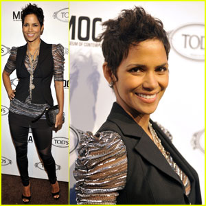 Halle Berry is Tod's Terrific