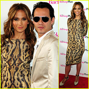 Jennifer Lopez: Back-Up Plan Leopard Lovely