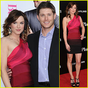 Jensen Ackles & Danneel Harris: 'Back-Up Plan' Pair