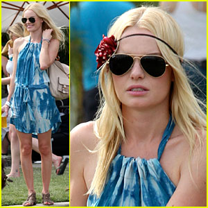 Kate Bosworth: Tie Dyed Diva!