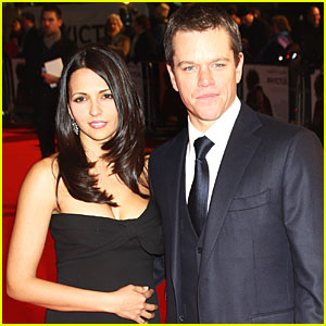 Matt Damon & Wife Expecting Third Child