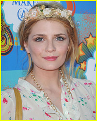 Mischa Barton: Don't Hate My Easter Outfit