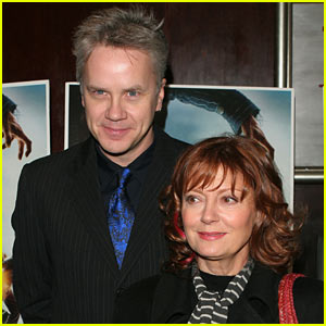 Susan Sarandon Talks Tim Robbins Divorce