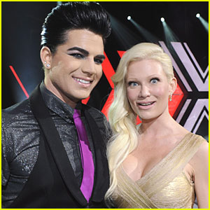 Adam Lambert Has The X Factor