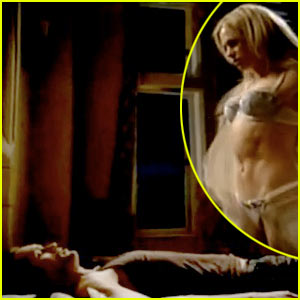 Alexander Skarsgard to Anna Paquin: Take Me!