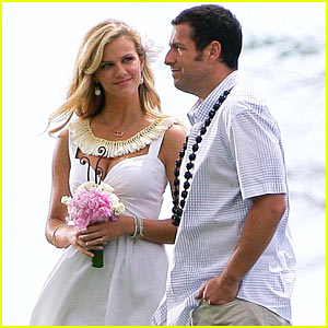 Brooklyn Decker &#038; Adam Sandler: Wedding Pictures!