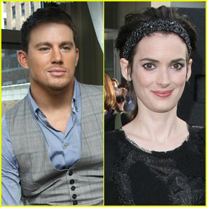 Channing Tatum: Winona's Ryder's Lover!