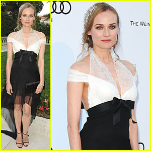 Diane Kruger: Chic in Chanel