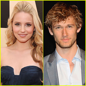 Dianna Agron: 'I Am Number Four' with Alex Pettyfer!