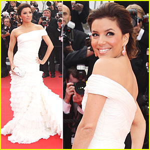 Eva Longoria is Glam for Cannes