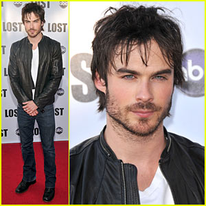 Get 'Lost' in Ian Somerhalder's Eyes