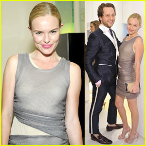 Kate Bosworth to Derek Blasberg: Stay Classy!