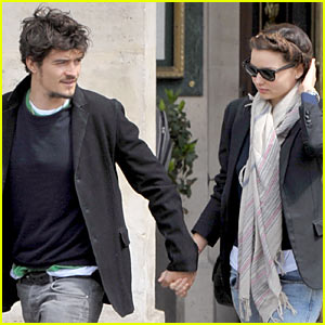 Orlando Bloom & Miranda Kerr: Dior Duo