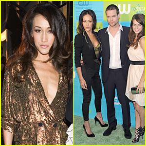 NIKITA: Maggie Q, Lyndsy Fonseca and Shane West!