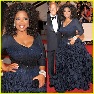 Oprah: MET Ball 2010 Host!
