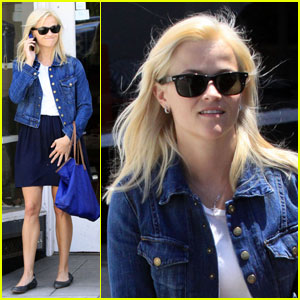 Reese Witherspoon: Blue Belle