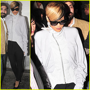 Rihanna: Liverpool Late Night!