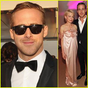 Ryan Gosling: Burberry for BLUE VALENTINE