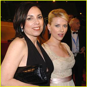 Scarlett Johansson's Mom Adopts Baby Girl