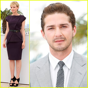 Shia LaBeouf & Carey Mulligan: Cannes Couple
