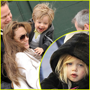 Shiloh Jolie-Pitt Turns 4 Today -- Happy Birthday!